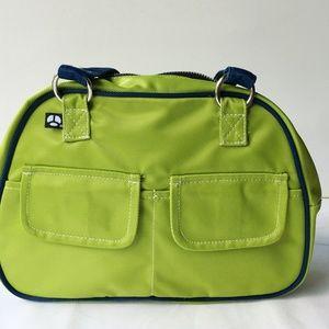 Yak Pak Lime Green Handbag *Retro*